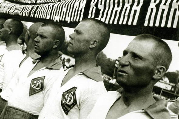 Динамовцы, 1931 г.. Изображение № 36.