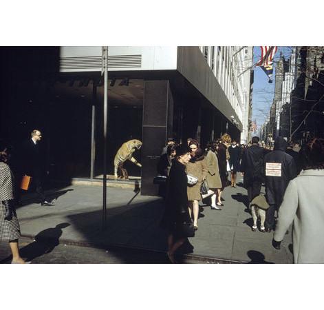 Большой город: Нью-йорк и нью-йоркцы. Изображение № 155.