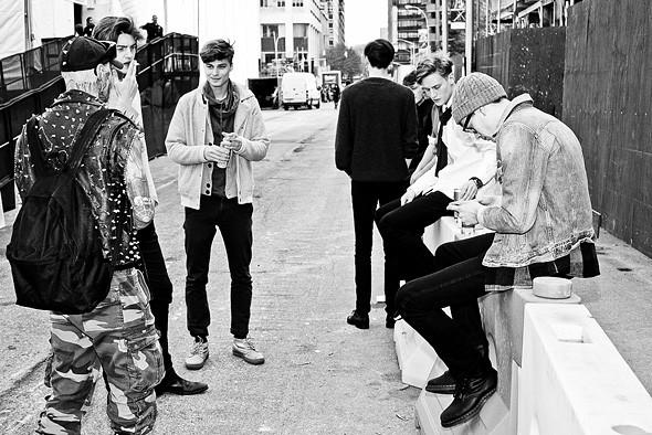 Неделя моды в Нью-Йорке: Репортаж. Изображение №30.