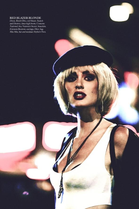 Съёмка: Николь Тренфио для LoveCat. Изображение № 11.