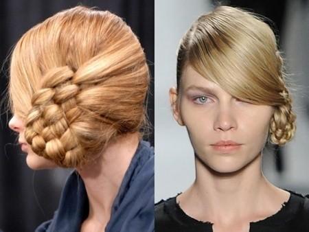 Изображение 11. Beauty looks на неделе моды в Нью-Йорке.. Изображение № 11.