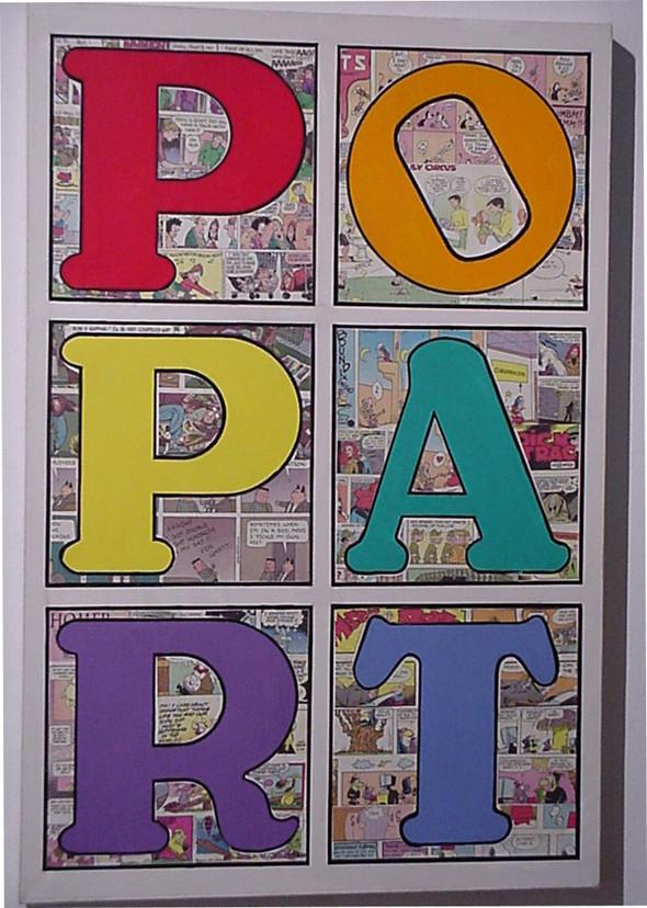 Pop-art. Яркий мир. Изображение № 21.