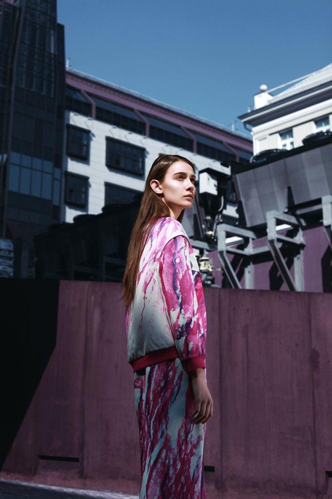 Показана новая коллекция молодого дизайнера Ольги Шурыгиной. Изображение № 16.