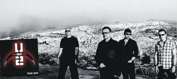 U2. впервые вРоссии. Изображение № 1.
