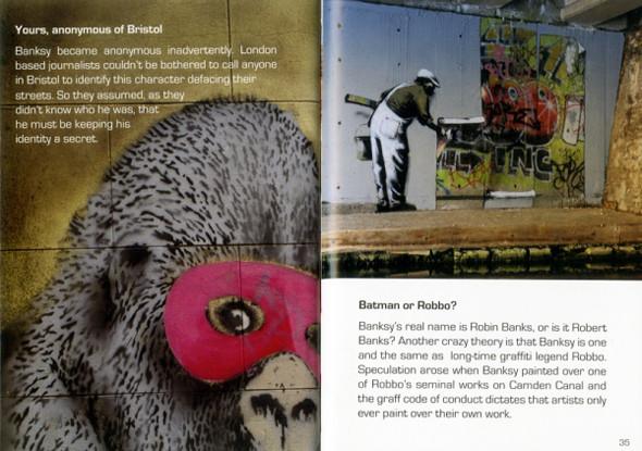 Дизайн-дайджест: Книга мифов о Бэнкси, выставка Ай Вэйвэя и арт-ярмарка FIAC в Париже. Изображение № 28.