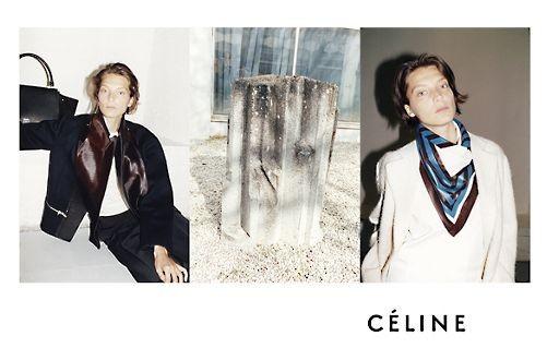 Кампании: Balenciaga, Celine, Dolce & Gabbana и другие. Изображение № 10.