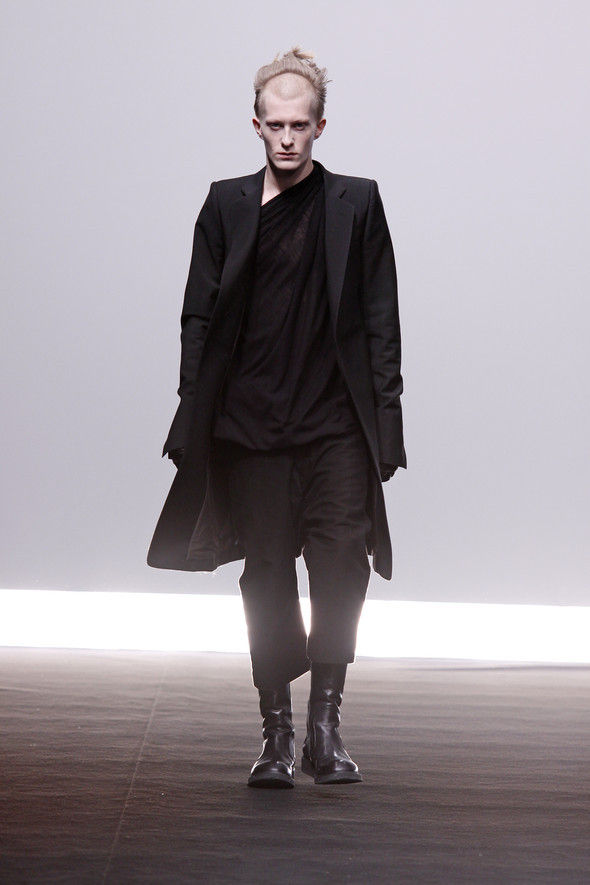 Rick Owens Fall Winter 2009 2010. Изображение № 14.