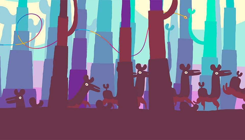 Что галлюциногенная игра Hohokum рассказывает о будущем развлечений. Изображение № 4.