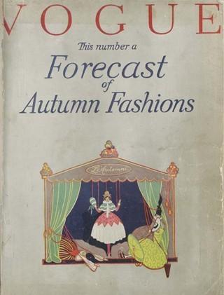 История глазами обложки Vogue (Британия). Изображение № 1.