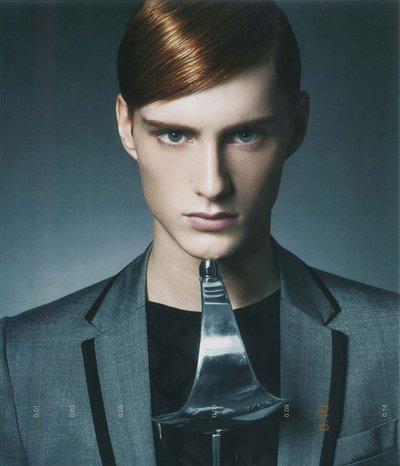 Top50. Мужчины. Models. com. Изображение № 9.