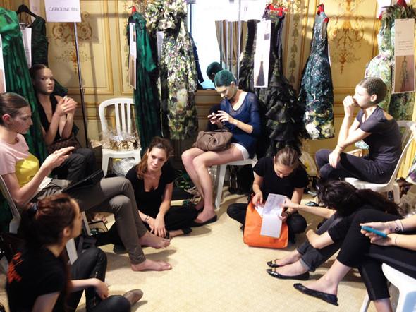 Дневник модели: Показы недели моды Haute Couture. Изображение № 44.
