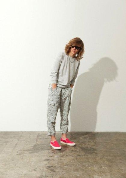 Опубликованы новые лукбуки Givenchy, Boy London и A Bathing Ape. Изображение № 33.
