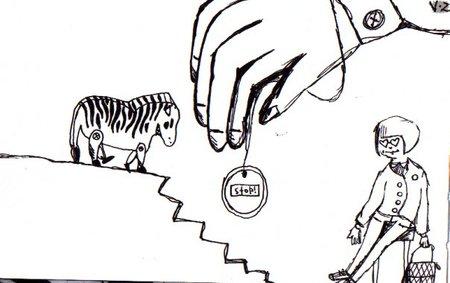 Привет, еезовут враг зебры, ей12 летиона счастлива. Изображение № 18.