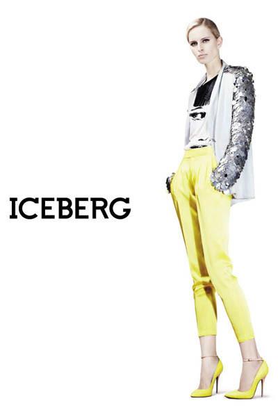 Превью кампаний: Benetton, Iceberg, Hermes и Missoni. Изображение № 2.