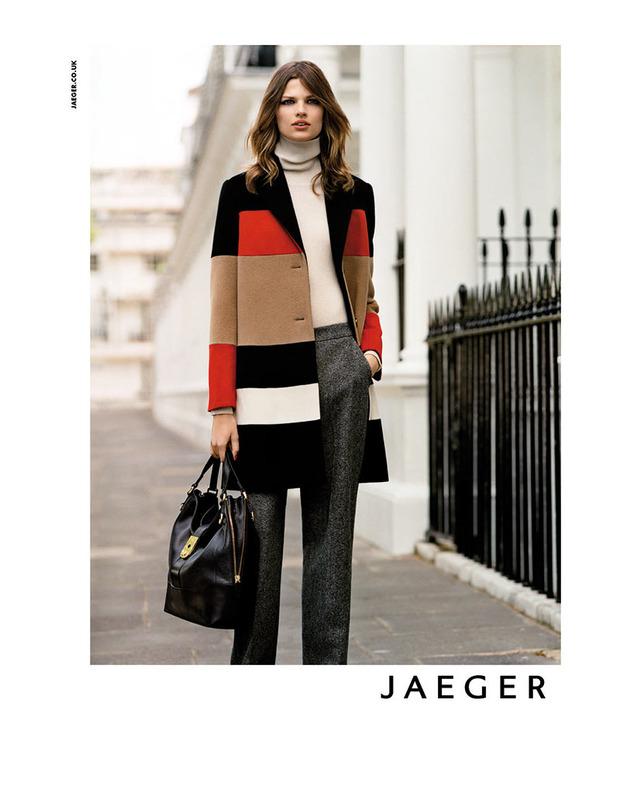 Вышли новые кампании Chanel, Donna Karan, Jaeger, Prada и THVM. Изображение № 11.