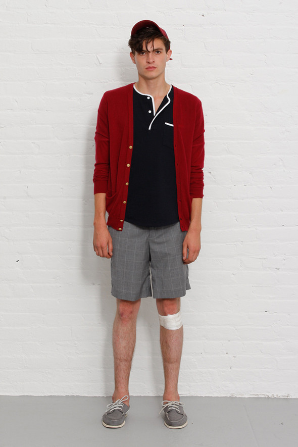 Band Of Outsiders S/S 2011. Изображение № 4.