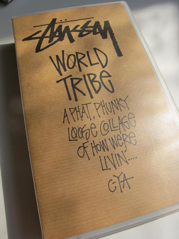 Stussy World Tribe. Изображение № 1.