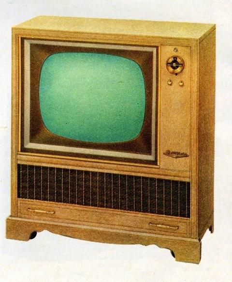 Телевизоры 1960х годов. Изображение № 19.