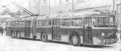 Первые троллейбусы. Изображение № 13.