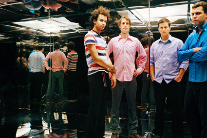 BATTLES exp math post rock from New York!!!. Изображение № 3.