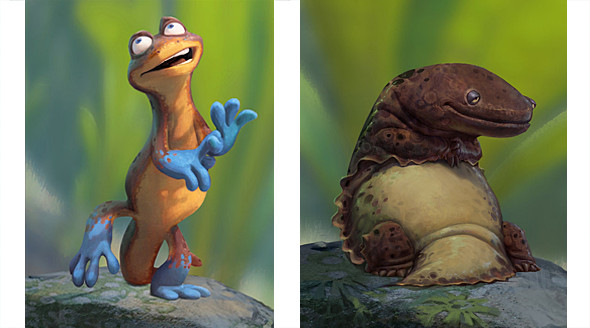 Pixar выпустили арт к отмененному мультфильму. Изображение № 17.
