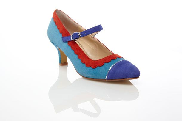 Айрис Апфель выпускает коллекцию обуви. Изображение № 7.