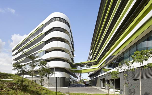 Архитектура дня: новый кампус университета в Сингапуре. Изображение № 2.