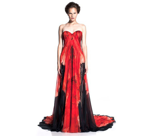 Новая круизная коллекция Alexander McQueen. Изображение № 8.