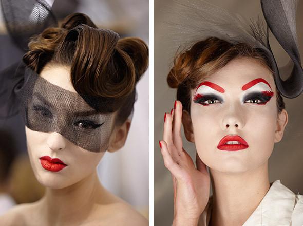 Изображение 9. Репортаж с бэкстейджа показа Dior Haute Couture SS 2011.. Изображение № 8.