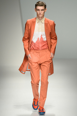Неделя мужской моды в Милане: День 2. Изображение № 23.