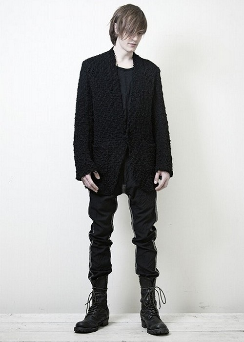 NUDE AW 2011 HOMME. Изображение № 11.