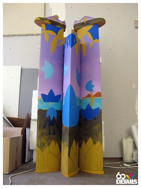 3D sculpture artist: Edik Katykhin (process). Изображение № 33.