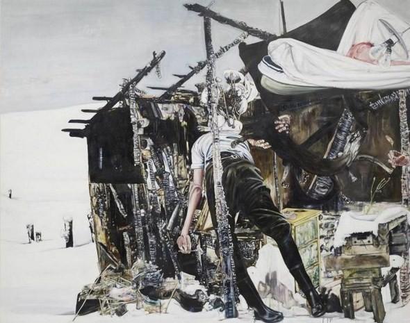 """""""Искусство расширенного сознания"""" в полотнах швейцарского художника. Изображение № 6."""
