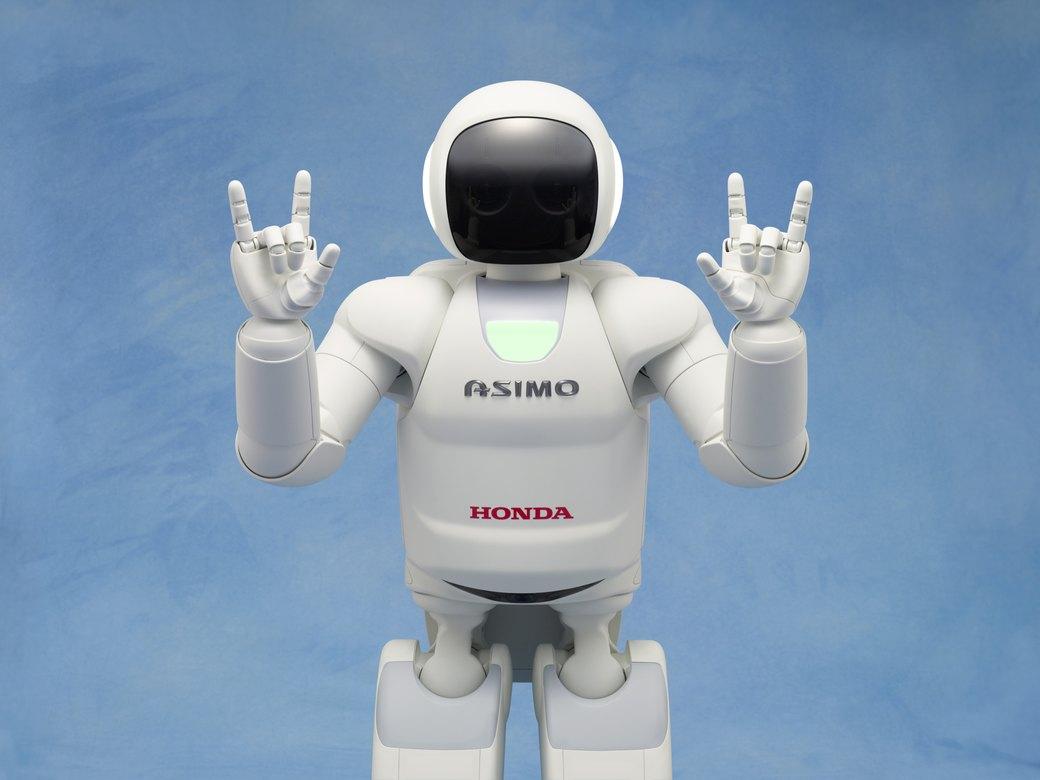 Восстание машин:  10 роботов будущего сегодня. Изображение №11.