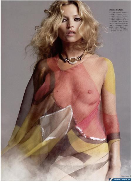 Love Blooms. Kate Moss. Изображение № 4.
