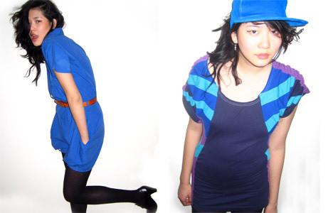 Лукбук My Only One: вся одежда из этой линии произведена из винтажных материалов. Изображение № 25.