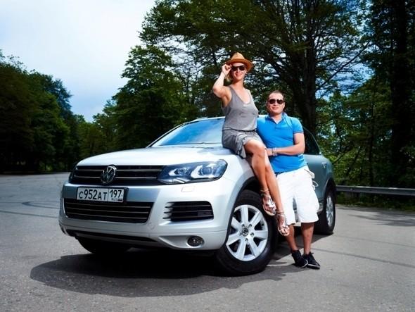 Изображение 7. Марка Volkswagen стала официальным автомобильным спонсором XXII-го Открытого кинофестиваля Кинотавр.. Изображение № 7.