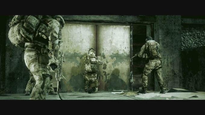 Кадр из игры Medal of Honor. Изображение № 1.