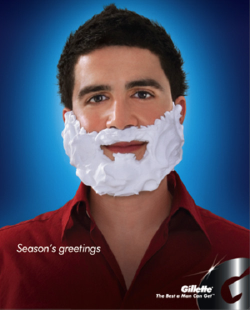 Новогоднее - Рождественский креатив в рекламе. Изображение № 48.