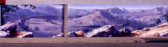 3D-маскировка городских стен от Джона Пью. Изображение № 5.