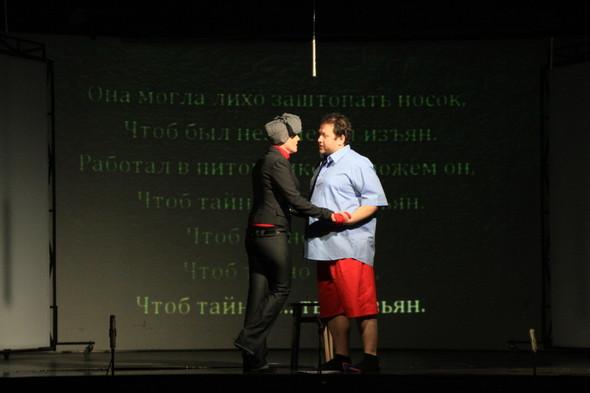 Театральное диво прошлой недели: Сны Василисы Егоровны Подеревянского. Изображение № 4.