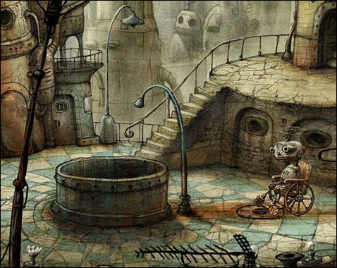 «Machinarium». Изображение № 7.