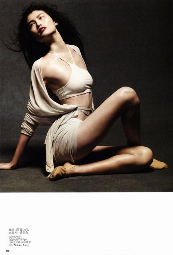 Съёмки: Playing Fashion, Schon, Vogue и другие. Изображение № 56.