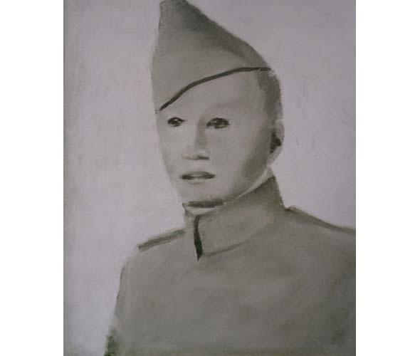 Изображение 82. Черты лица: 10 портретистов.. Изображение № 90.