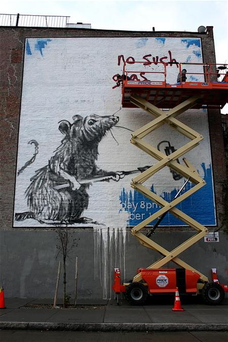 Изображение 5. Гигантские крысы атакуют Нью-Йорк.. Изображение № 6.
