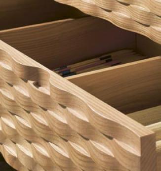 Магия дерева: деревянные тумбы от Roethlisberger. Изображение № 1.