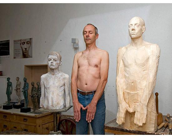 Изображение 16. 14 современных скульпторов.. Изображение № 14.