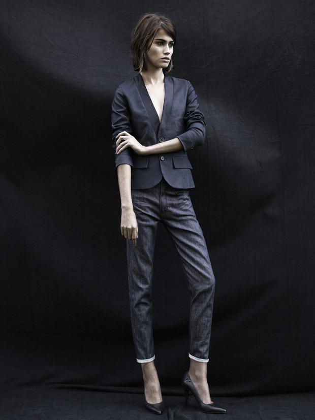Первый в мире бутик для женщин G-Star Women. Изображение № 13.