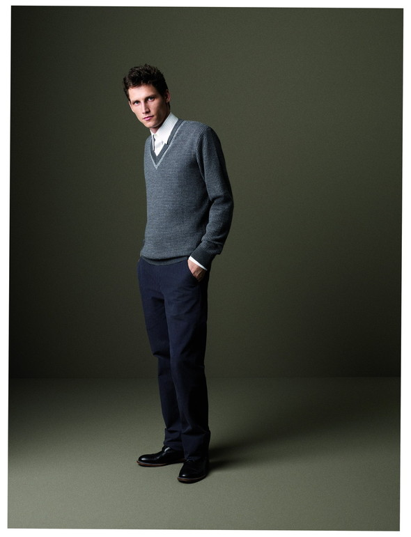 Alfred Dunhill SS 2012. Изображение № 7.