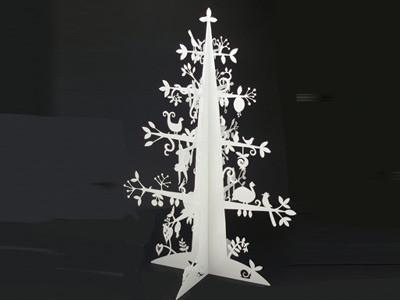 Новогодние елки. Изображение № 1.